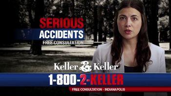 Keller & Keller TV Spot, 'Serious Accidents' - Thumbnail 5