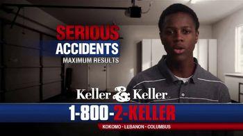 Keller & Keller TV Spot, 'Serious Accidents' - Thumbnail 6