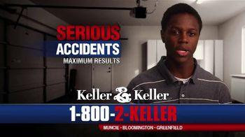 Keller & Keller TV Spot, 'Serious Accidents' - Thumbnail 7