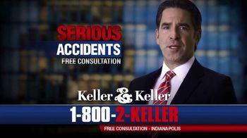 Keller & Keller TV Spot, 'Serious Accidents' - Thumbnail 8