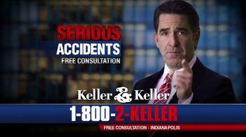Keller & Keller TV Spot, 'Serious Accidents' - Thumbnail 9