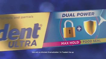 Fixodent Ultra Dual Power TV Spot, 'Can You Guess Who's Wearing Dentures?' - Thumbnail 9