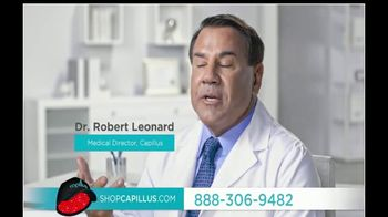 Capillus Sitewide Sale TV Spot, 'Treat Hair Loss at Home' - Thumbnail 4