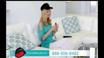 Capillus Sitewide Sale TV Spot, 'Treat Hair Loss at Home' - Thumbnail 6