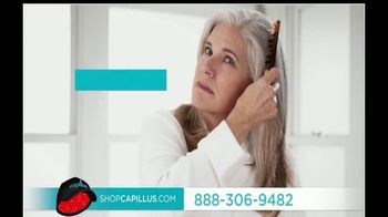 Capillus Sitewide Sale TV Spot, 'Treat Hair Loss at Home'