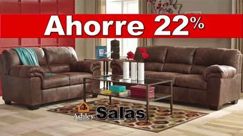Ashley HomeStore Súper Venta TV Spot, '22 por ciento' [Spanish] - Thumbnail 3