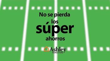 Ashley HomeStore Súper Venta TV Spot, '22 por ciento' [Spanish] - Thumbnail 4