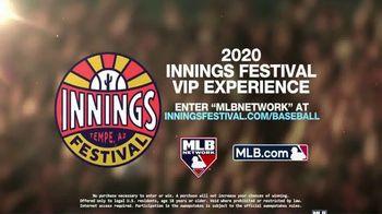 MLB Network TV Spot, '2020 Innings Festival VIP Experience' - Thumbnail 9
