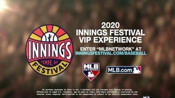 MLB Network TV Spot, '2020 Innings Festival VIP Experience' - Thumbnail 8