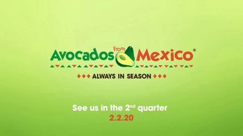 Avocados From Mexico Super Bowl 2020 Teaser TV Spot, 'Neck Pillow' Featuring Molly Ringwald - Thumbnail 9