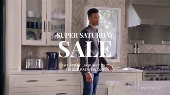 JoS. A. Bank Super Saturday Sale TV Spot, 'Lowest Prices of the Month' - Thumbnail 1