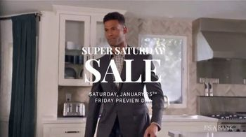 JoS. A. Bank Super Saturday Sale TV Spot, 'Lowest Prices of the Month' - Thumbnail 3