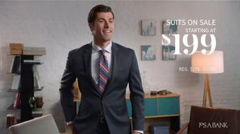 JoS. A. Bank Super Saturday Sale TV Spot, 'Lowest Prices of the Month' - Thumbnail 6