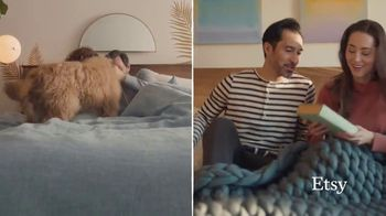 Etsy TV Spot, 'No One Like You: Bedding, Jacket, Ottoman and More' - Thumbnail 2