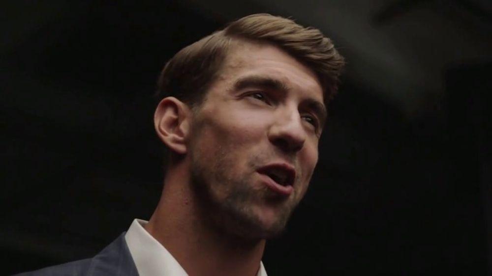 Talkspace TV Commercial, 'The Black Line: Save $100' Featuring Michael Phelps