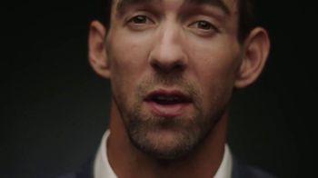 Talkspace TV Spot, 'The Black Line: Save $100' Featuring Michael Phelps