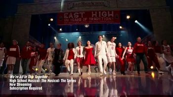 Disney+ TV Spot, 'High School Musical: The Musical: The Series' Song by Matthew Gerrard and Robbie Nevil - Thumbnail 9