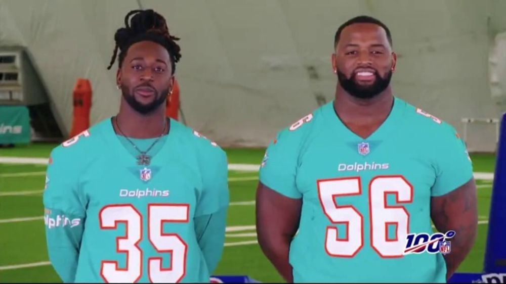 Play 60 TV Commercial, 'Virtual Fieldtrip' Feat. Davon Godchaux, Walt Aikens