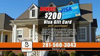 Beldon Siding TV Spot, '3D Model: 10 Percent Rebate and Gift Cards' - Thumbnail 8