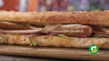 Subway Italian Sausage Primo TV Spot, 'Don't Just Eat' - Thumbnail 5