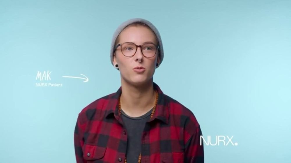 Nurx TV Commercial, 'Birth Control on Your Terms'