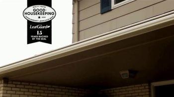 LeafGuard of Seattle 99 Cent Install Sale TV Spot, 'Rain, Sleet, Ice or Snow' - Thumbnail 1