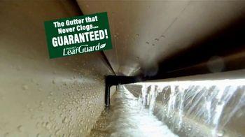 LeafGuard of Seattle 99 Cent Install Sale TV Spot, 'Rain, Sleet, Ice or Snow' - Thumbnail 5