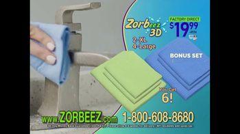 Zorbeez 3D TV Spot, 'Raining Messes' - Thumbnail 9