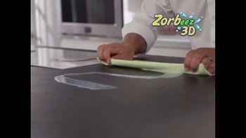 Zorbeez 3D TV Spot, 'Raining Messes'