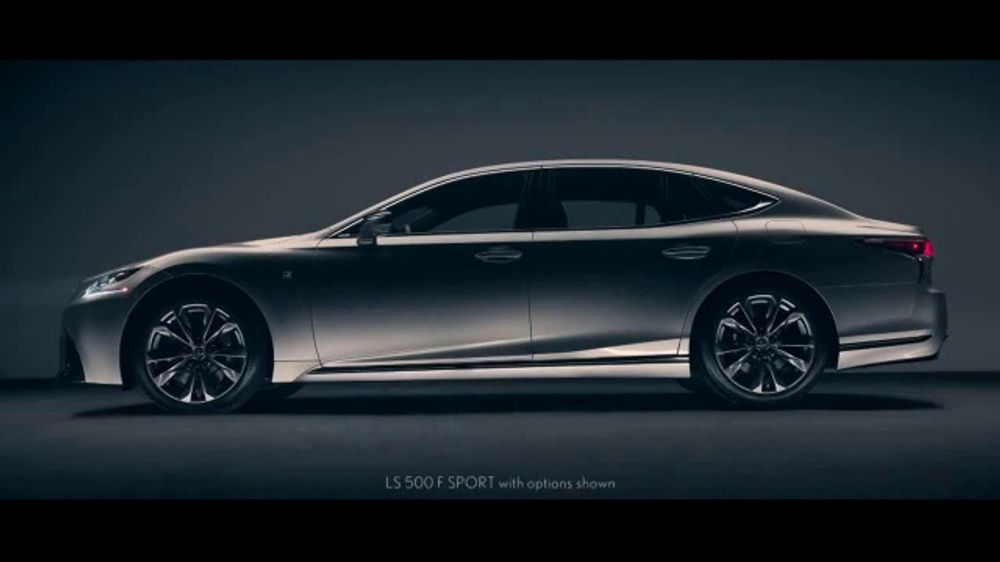 Lexus LS TV Commercial, 'The New Rule of Luxury' [T2]