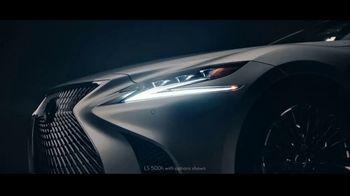Lexus LS TV Spot, 'The New Rule of Luxury' [T2] - Thumbnail 1