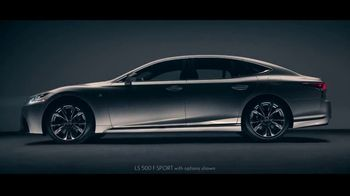 Lexus LS TV Spot, 'The New Rule of Luxury' [T2] - 72 commercial airings