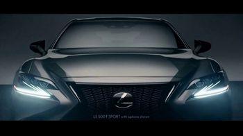 Lexus LS TV Spot, 'The New Rule of Luxury' [T2] - Thumbnail 3