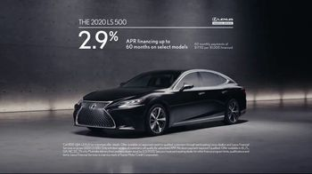 Lexus LS TV Spot, 'The New Rule of Luxury' [T2] - Thumbnail 7