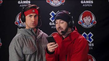 Wendy's TV Spot, 'X Games: The Good From the Great' - 11 commercial airings