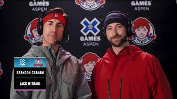 Wendy's TV Spot, 'X Games: The Good From the Great' - Thumbnail 1