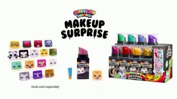 Rainbow Surprise Makeup Surprise TV Spot, 'Make Slime With Makeup' - Thumbnail 9