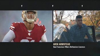 NFL TV Spot, 'Inspire Change: Writing Workshop' Featuring Arik Armstead