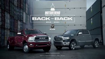 Ram Trucks TV Spot, 'New Perspective' [T2] - Thumbnail 8