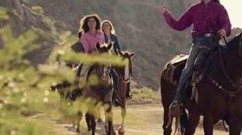 Travel Texas TV Spot, 'Horseback Riding in Texas State Parks'