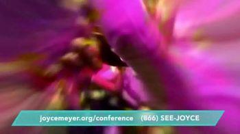 Joyce Meyer Ministries Conference Tour TV Spot, '2020 Phoenix and Austin: H-E-B Center' - Thumbnail 7