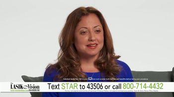 The LASIK Vision Institute TV Spot, 'Pollette: Free Consultation'