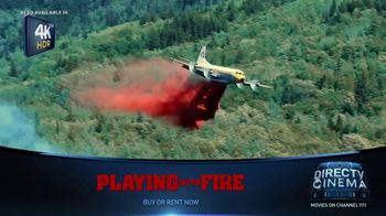 DIRECTV Cinema TV Spot, 'Playing With Fire' - Thumbnail 1