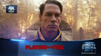 DIRECTV Cinema TV Spot, 'Playing With Fire' - Thumbnail 2