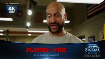 DIRECTV Cinema TV Spot, 'Playing With Fire' - Thumbnail 3