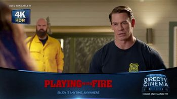 DIRECTV Cinema TV Spot, 'Playing With Fire' - Thumbnail 4