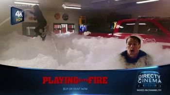 DIRECTV Cinema TV Spot, 'Playing With Fire' - Thumbnail 5