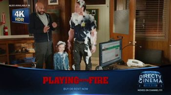 DIRECTV Cinema TV Spot, 'Playing With Fire'