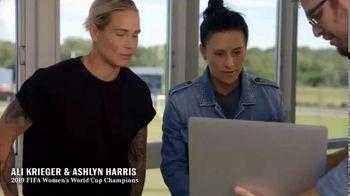 Budweiser Super Bowl 2020 Teaser, 'No Strangers' Featuring Ali Krieger, Ashlyn Harris - Thumbnail 2
