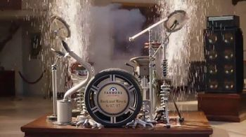 Farmers Insurance TV Spot, 'Hall of Claims: Rock and Wreck' - Thumbnail 9